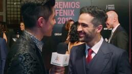 Alfonso Herrera revela su ritual cinematográfico favorito