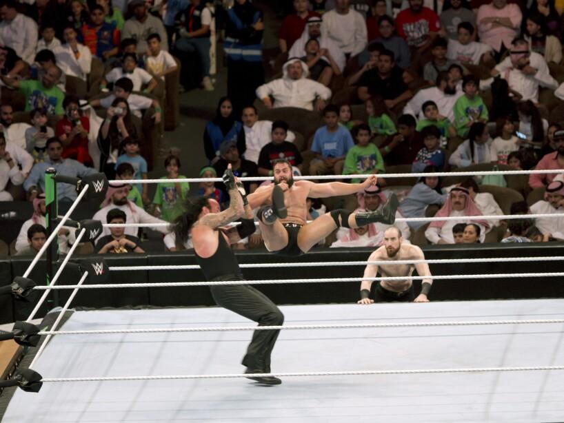 Saudi WWE Event