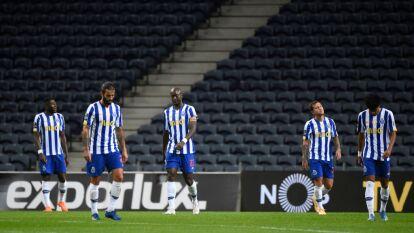 El Porto de 'Tecatito' cayó en casa ante el Marítimo | El conjunto del mexicano perdió el encuentro 2-3; Corona jugó todo el partido.