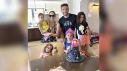 Así celebra Jacky Bracamontes el cumpleaños de su primogénita