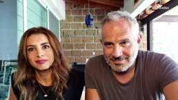 """""""Nunca habíamos trabajado juntos"""": Arath de la Torre y Susy Lu se reinventan como pareja y emprenden en el teatro online"""