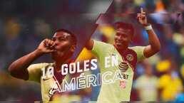Golazos de Roger Martínez con el América