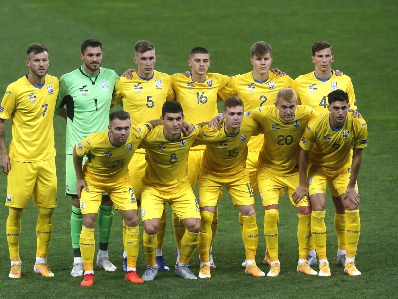 Ukraine Germany Nations League Soccer