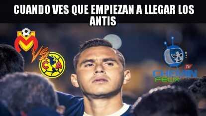 Estos memes son los que invaden los Cuartos de Final de ida en el futbol mexicano ¡No te los pierdas!
