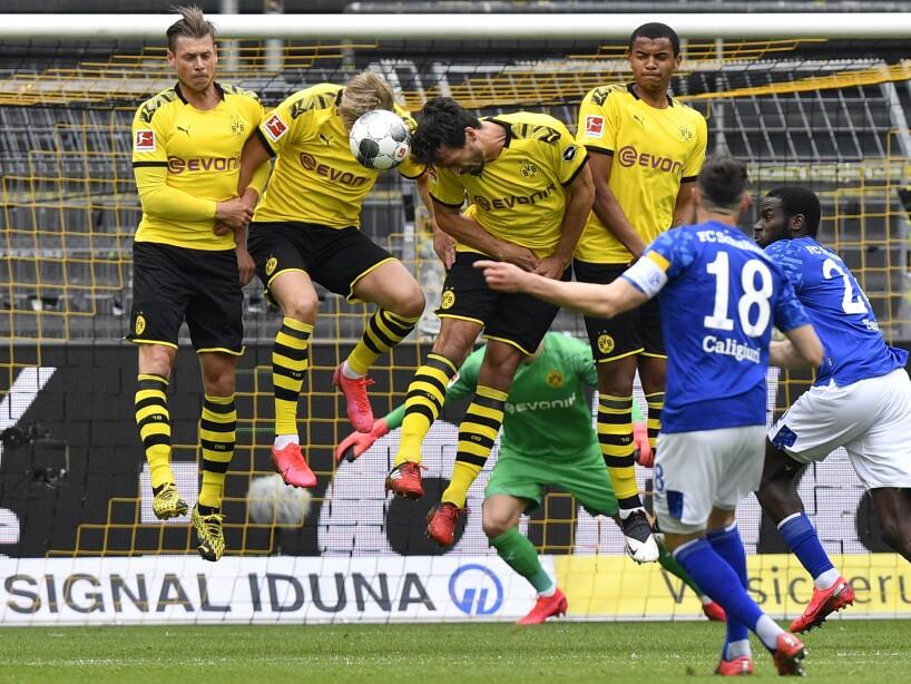 Virus Outbreak Germany Soccer Bundesliga
