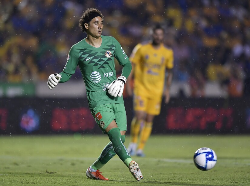 Tigres UANL v America - Torneo Apertura 2019 Liga MX