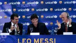 Laporta va por presidencia del Barça para retener a Messi