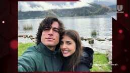 Con Permiso: Michelle Renaud y Danilo Carrera van juntos a una boda, ¿ya volvieron?