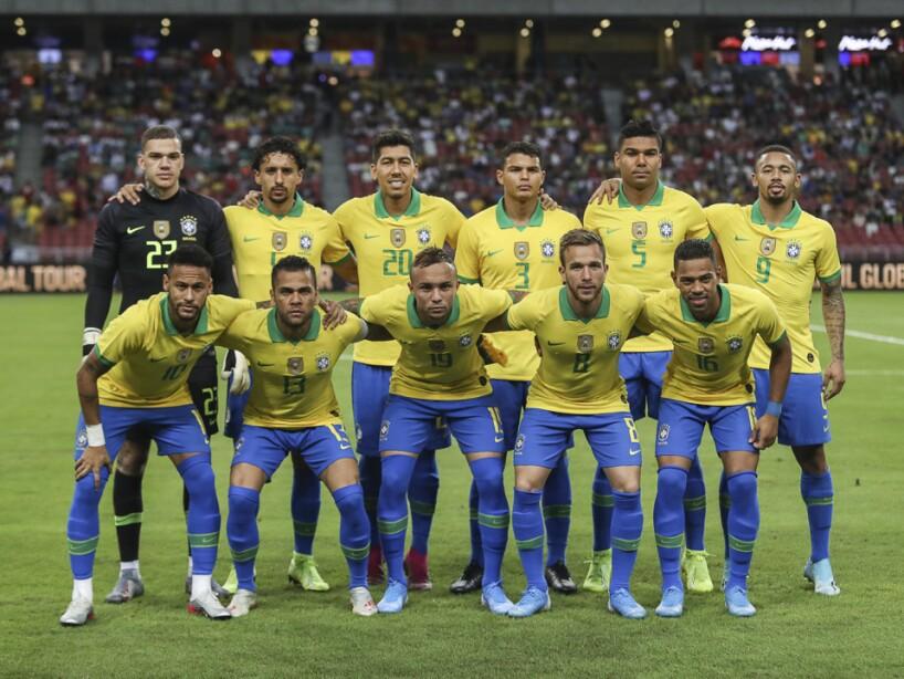 International Soccer Friendly - Brazil vs Nigeria