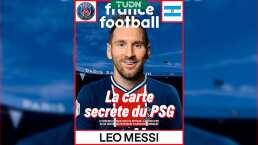 La revista francesa da razones del posible fichaje de Messi con el PSG