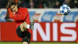 Cavani está en la mira del Arsenal para reforzarlos en verano