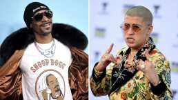 Snoop Dogg grabará con Bad Bunny