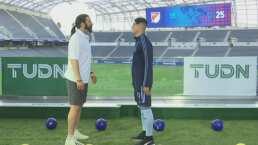 Marcelo Balboa y Alan Pulido frente a frente