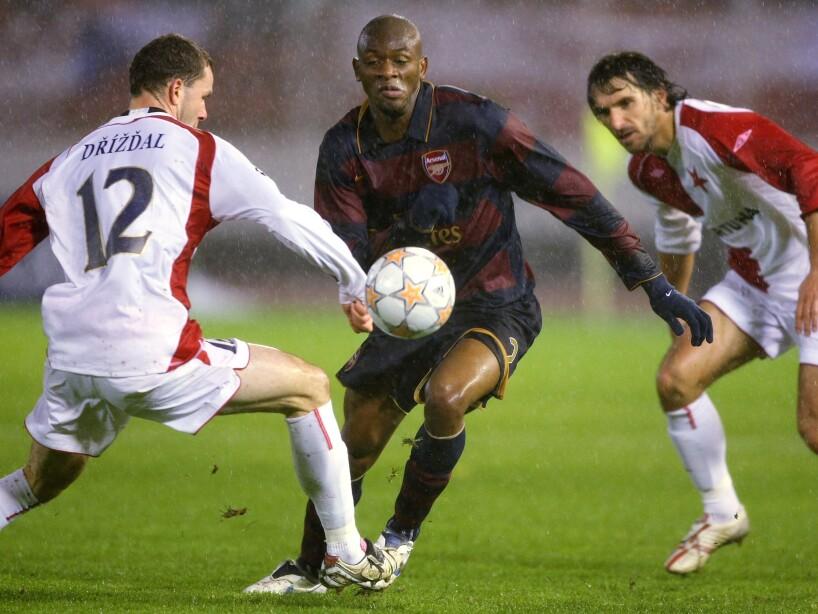 Slavia Prague v Arsenal - UEFA Champions League