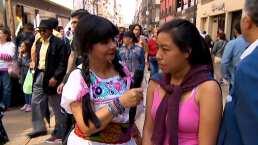 Olga Sana pone a prueba a sus entrevistados