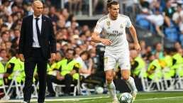 Zidane confirma que Gareth Bale decidió no jugar ante Manchester City