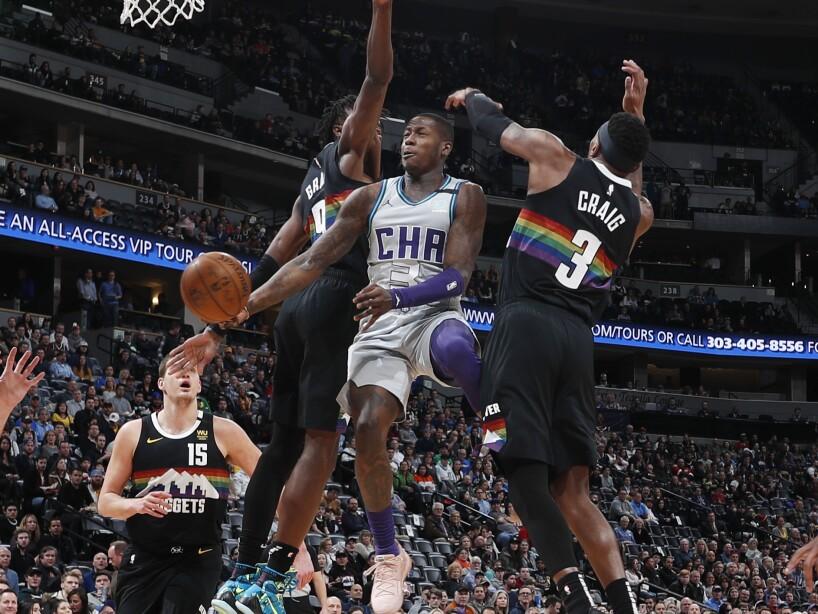 Denver Nuggets – Charlotte Hornets