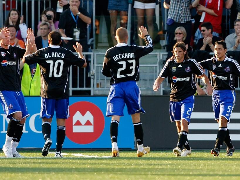 2008 Pepsi MLS All-Star Game - West Ham United v MLS All Stars