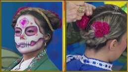 Maquillajes y peinados para Halloween 2020 en casa