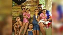 'Felicidad completa': Jacky Bracamontes al fin se reencuentra con sus hijas