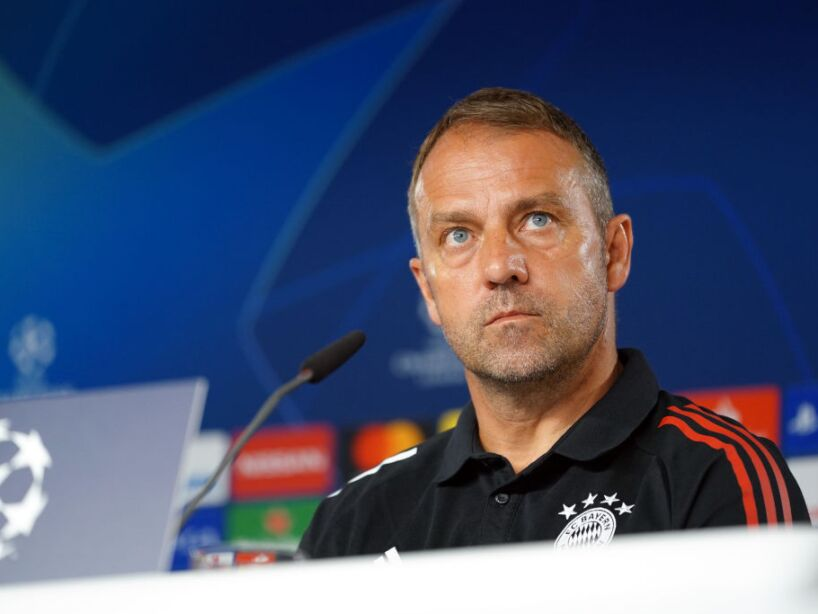 FC Bayern Muenchen Training And Press Conference