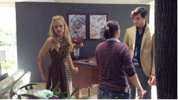 Mauricio confiesa que besó a Julia | Detrás de cámaras