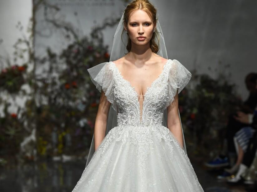 Vestidos de novia que son tendencia en