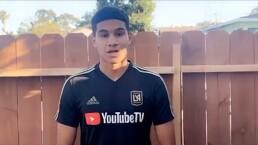 Los Ángeles FC suma a un nuevo mexicano
