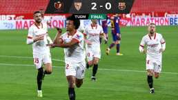 Sevilla pone contra la pared al Barcelona en Copa del Rey