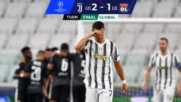 Juventus y Cristiano se despiden de la Champions League