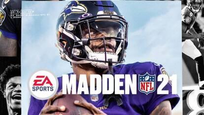 Lamar Jackson intentará emular a Patrick Mahomes y evadir la maldición del Madden. Es la portada de la edición 2021. ¿Cómo le fue a los otros jugadores que protagonizaron el juego? Te lo contamos.
