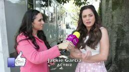Jackie García interpreta a la madre de una adolescente en El Dicho