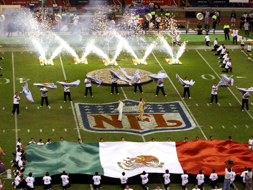 MEXICO NFL 49ERS CARDINALS