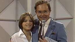 Mira cómo fue el debut televisivo de Luis Miguel en la vida real, en Siempre en Domingo