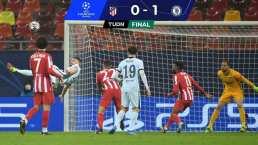 Atlético de Madrid jugó sin Héctor Herrera y perdió ante Chelsea