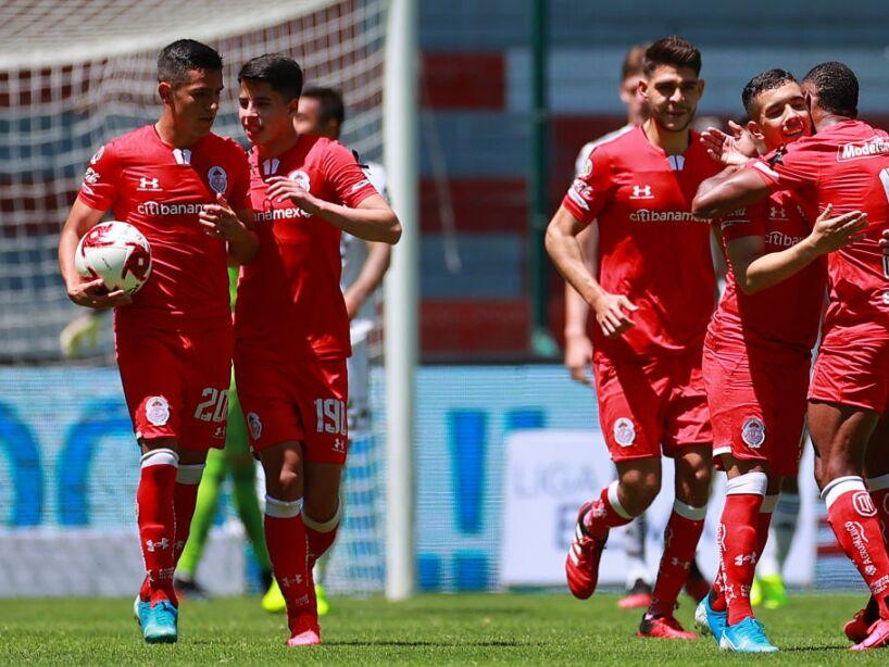 Toluca v Atlas - Torneo Clausura 2020 Liga MX