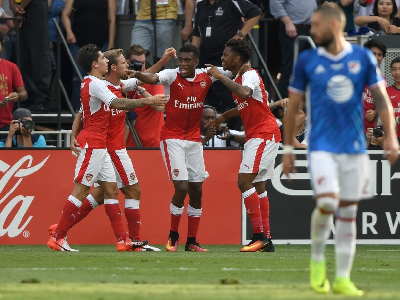 2016 MLS All-Star Game: Arsenal v MLS All-Stars