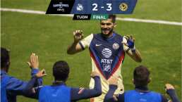 América le dio la voltereta al Puebla con golazos