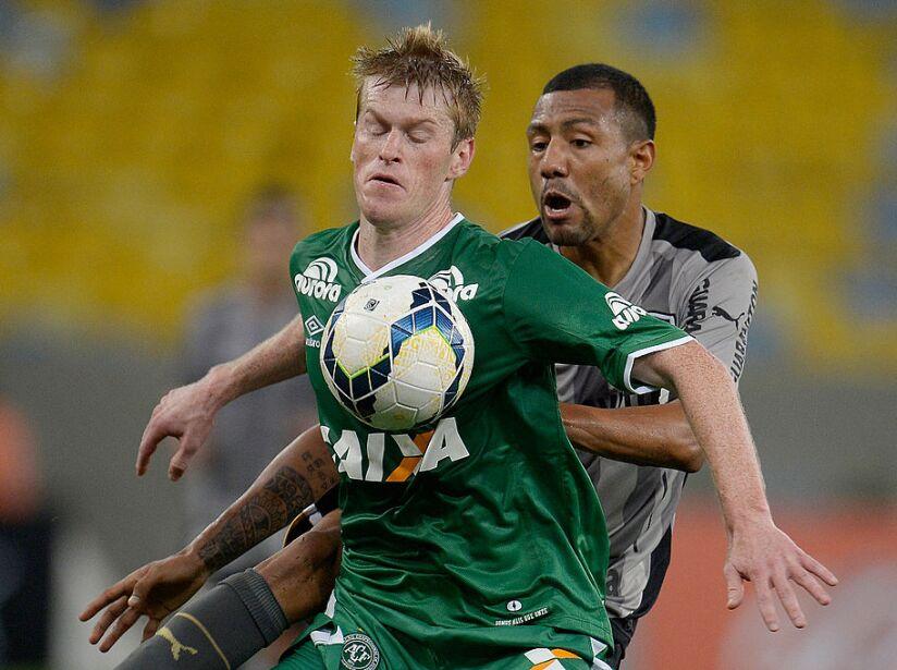 Botafogo v Chapecoense - Brasileirao Series A 2014