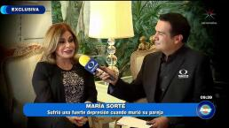 ¡María Sorté nos abre las puertas de su hogar!