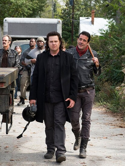 Conoce a los actores de 'The Walking Dead' que han recibido amenazas de muerte por parte de sus seguidores (FOTO: AMC)