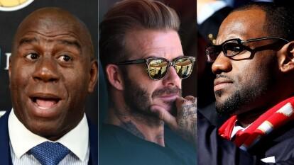 Estos son algunos de los deportistas, retirados y en activo, más célebres y que han invertido su dinero en franquicias deportivas, échenle un vistazo.