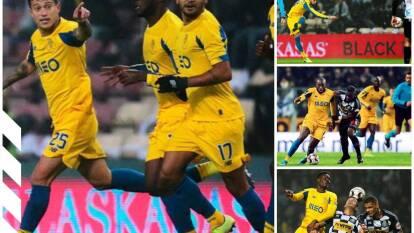 Boavista 0-1 Porto. Con gol de Alex Telles, el Porto se lleva el triunfo; 'Tecatito' Corona jugó los 90 minutos.