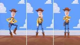 Woody, de Toy Story, se hizo viral en TikTok por bailar a la perfección reto de Navidad