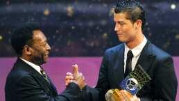 Surge polémica por récord de Pelé que igualó Cristiano