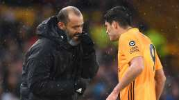Califica Wolverhampton de 'positiva', evolución de Raúl Jiménez tras cirugía