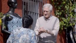 Crisanta sorprende a Canuto con Imelda