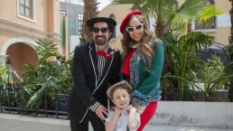 Oswaldo Zárate regresa a 'Lorenza, bebé a bordo' de la mano de Jessica Díaz