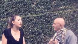 Paulina Goto compartía la pasión por la música con su papá y lo recordamos con este emotivo video