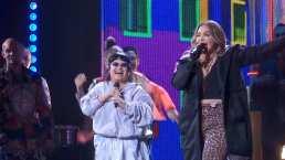 """Inesperada colaboración: Chiquis Rivera y Amandititita unen sus voces con el tema """"Ticket de salida"""""""